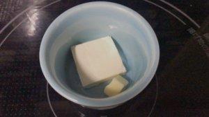 ガーリックとクリームチーズ