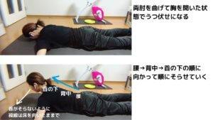 背筋トレーニング
