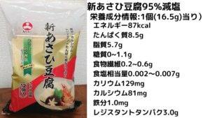 【レジスタントプロテイン】高野豆腐でダイエット!-5