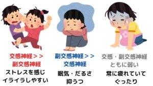 【自律神経】を整えて痩せ体質に!!-7